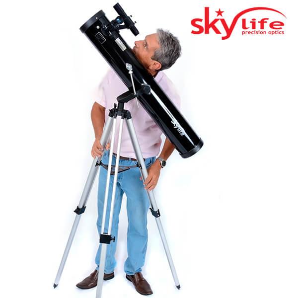 Telescópio SkyLife Cygnus 114mm
